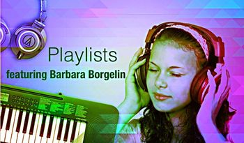 Playlists featuring music by Barbara Borgelin